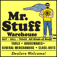 Mr. Stuff Warehouse 818-700-0053