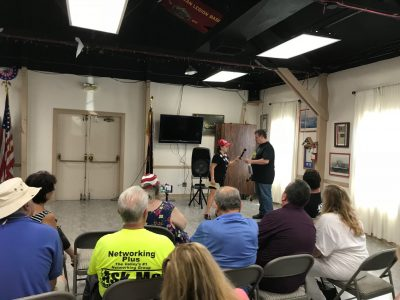 Networking Plus Helps Local American Legion Post 1